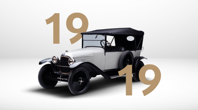 1919 Citroen