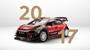2017 Citroen Rally Car