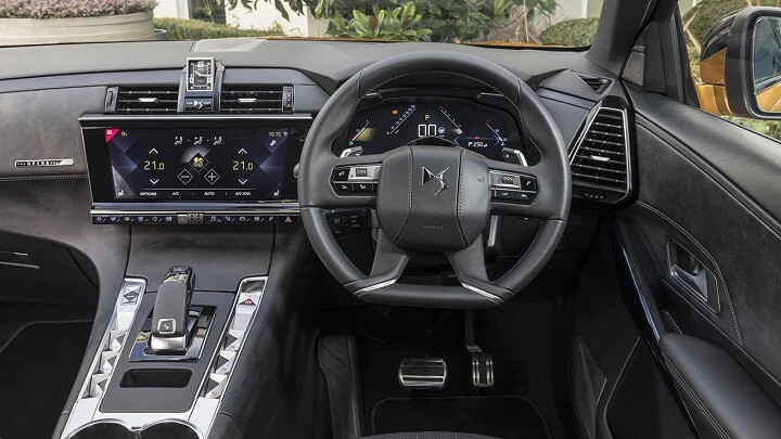 DS Interior