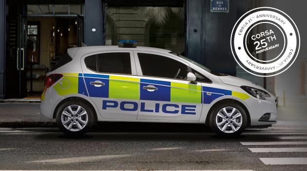 Corsa Police