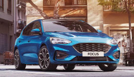 New Ford Cars Page Collection