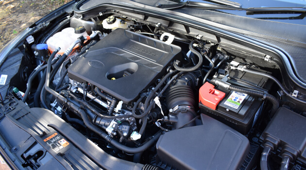 Ford Focus Active X Engine