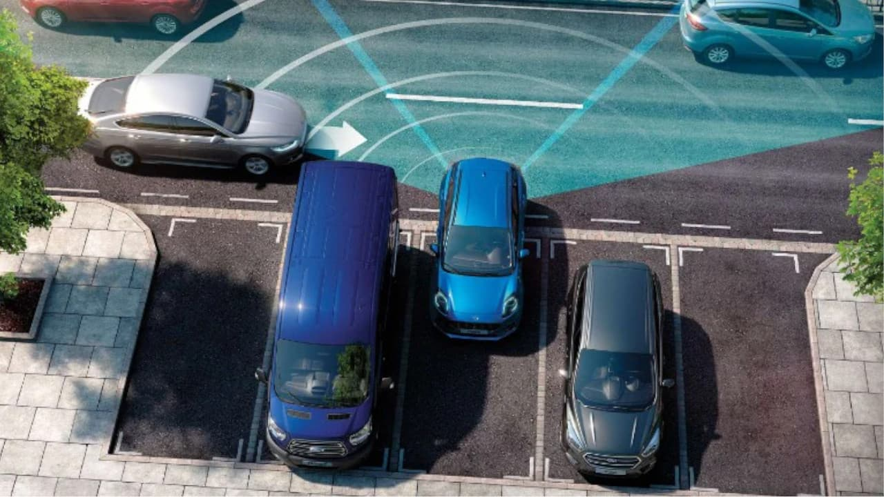 Ford Cross Traffic Alert