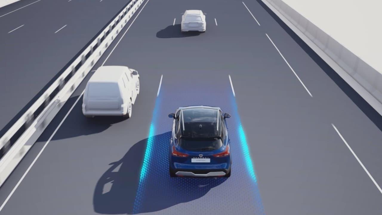 Nissan Lane Keep
