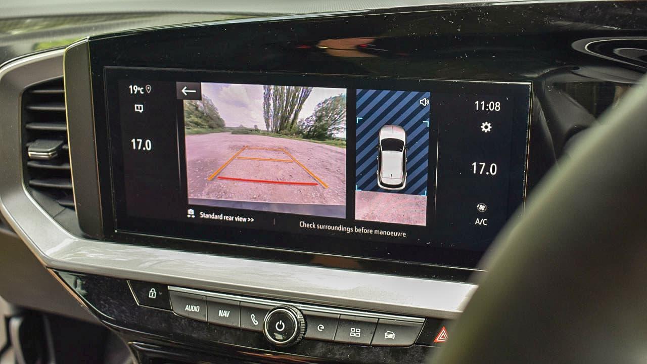 Vauxhall Mokka Standard Camera
