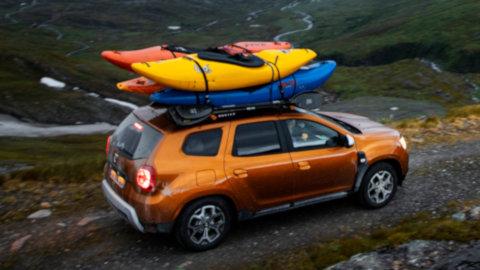 Dacia Duster 4x4 Off-Road