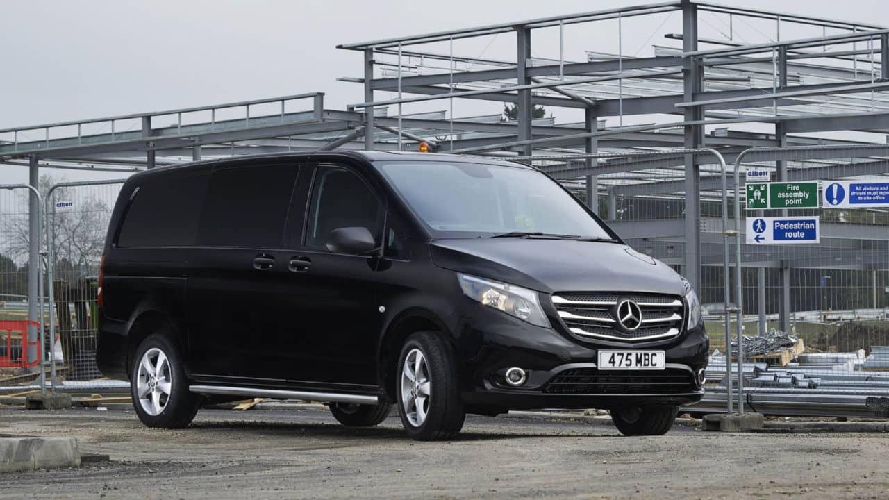 Mercedes-Benz Vito Sport Crew Van