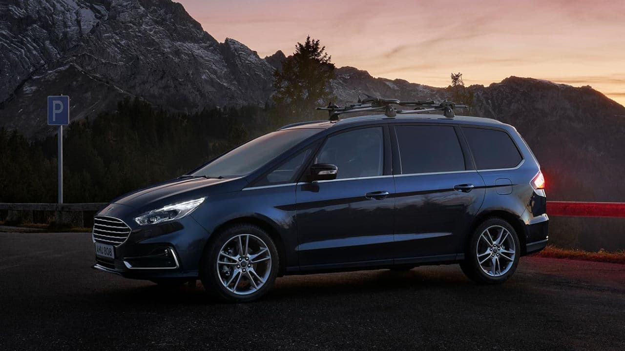 Ford Galaxy, Exterior