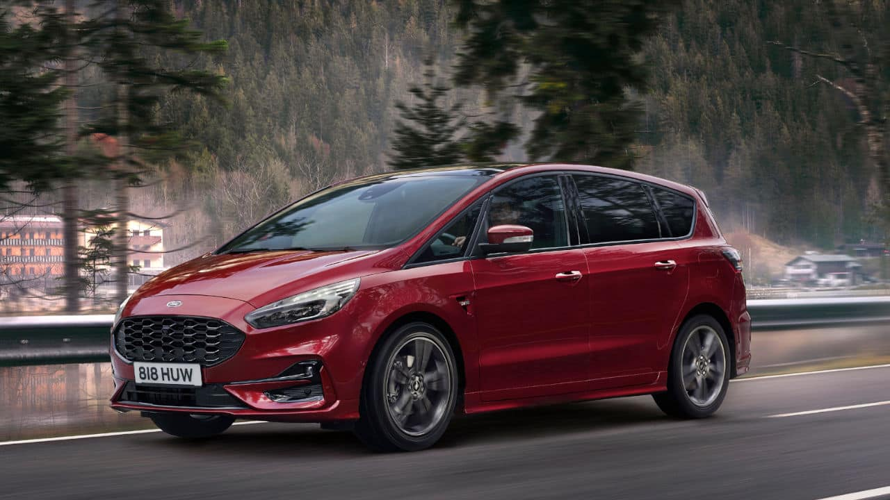 Ford S-MAX, Driving