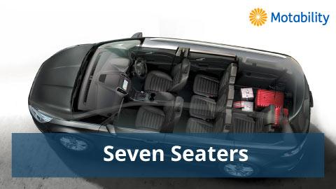 Best 7-Seater Motability Cars