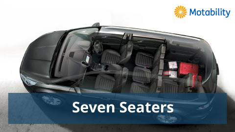 Best 7-Seater Motability Cars