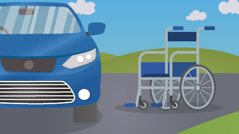 Motability adaptations