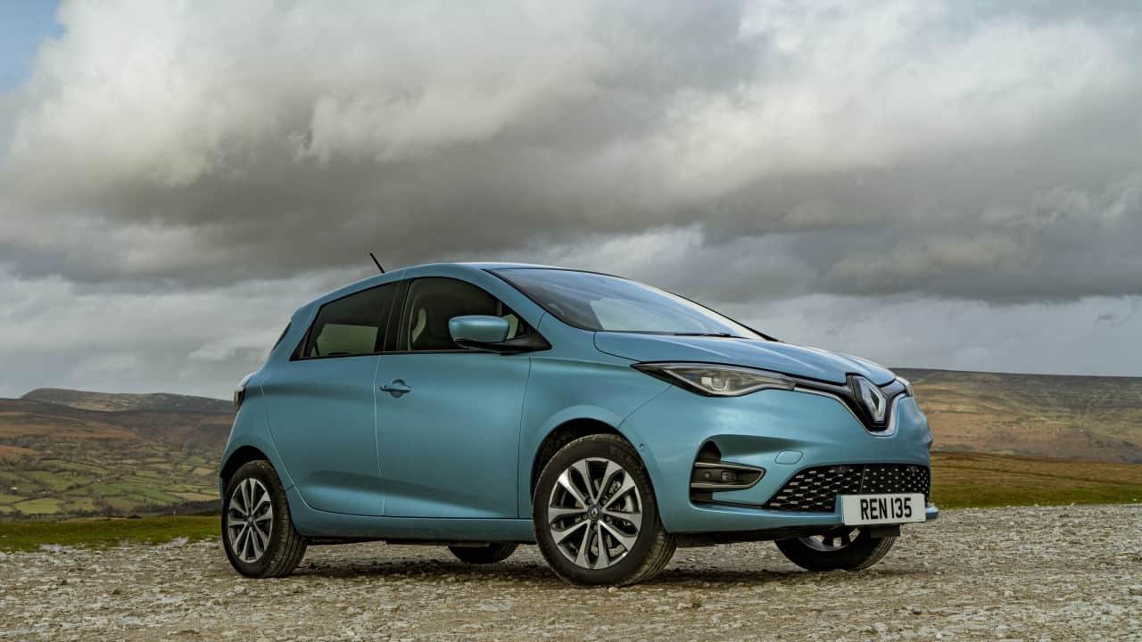 Renault ZOE Auto