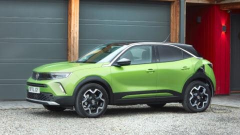 Vauxhall Mokka-e: Electric