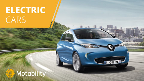 Best Electric Cars Available on Motability