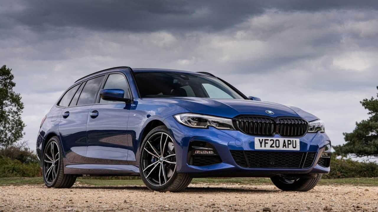 BMW 3 Series Touring PHEV