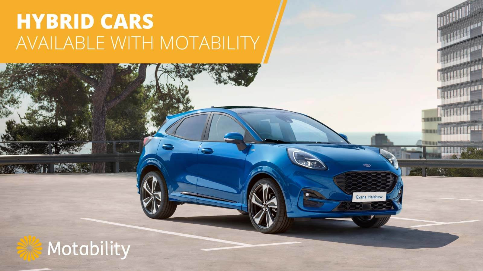 Hybrid Motability Cars