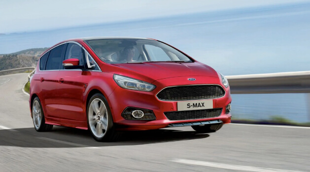 Red SMax