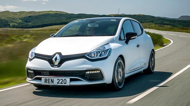 Renault Clio RenaultSport EDC
