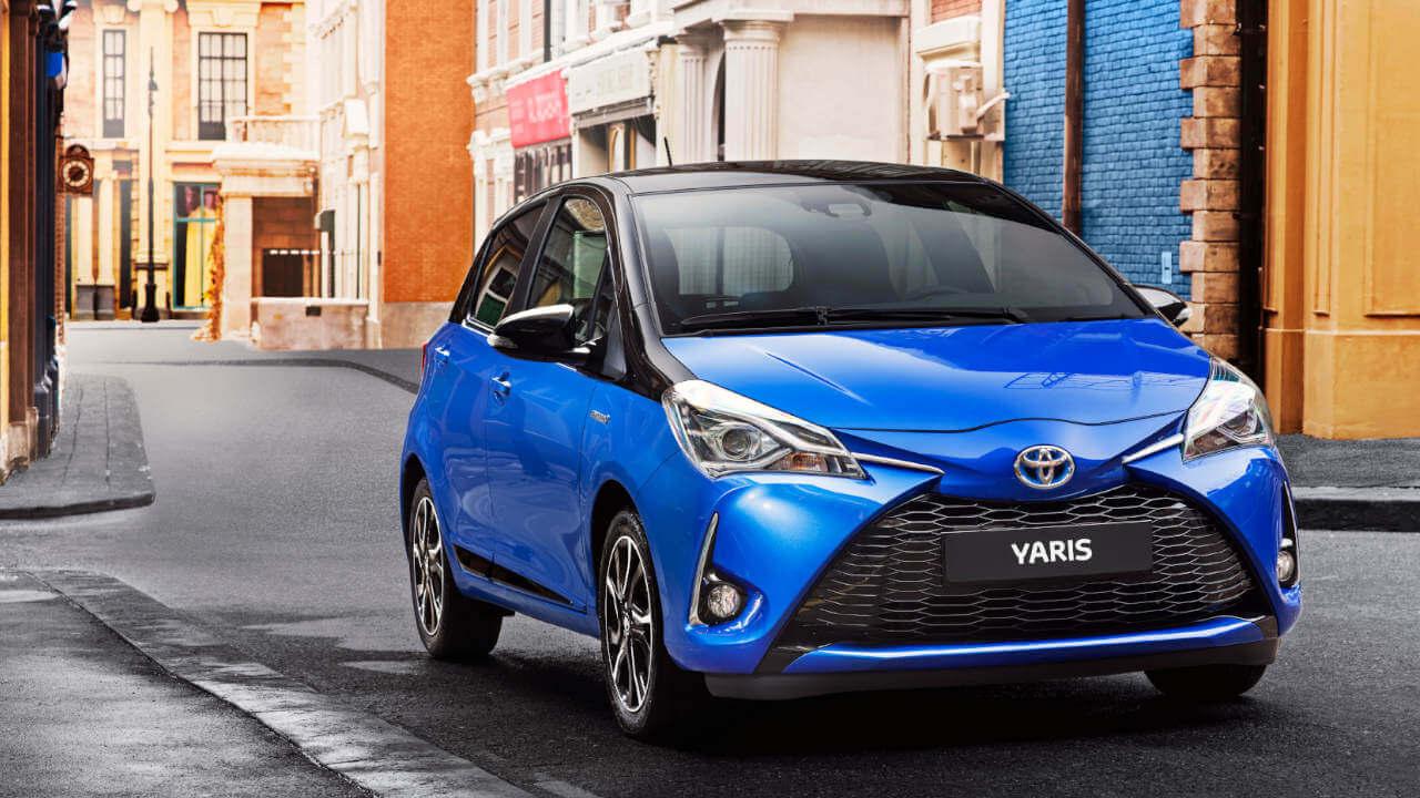 Toyota Yaris Hybrid CVT
