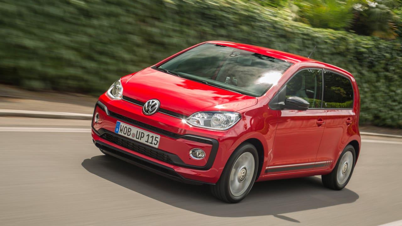 Volkswagen Up! Driving