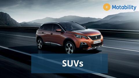 Best SUVs Available on Motability