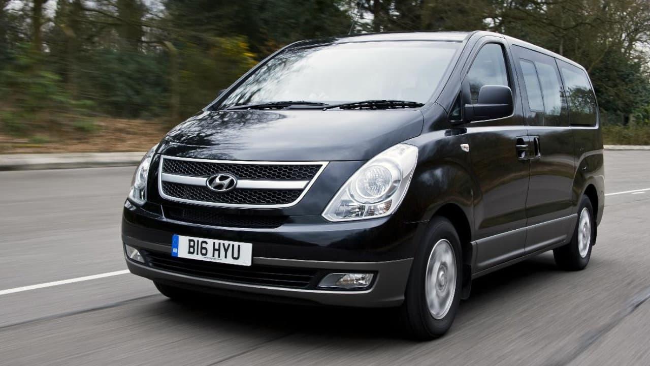 Hyundai i800 - 8 Seater