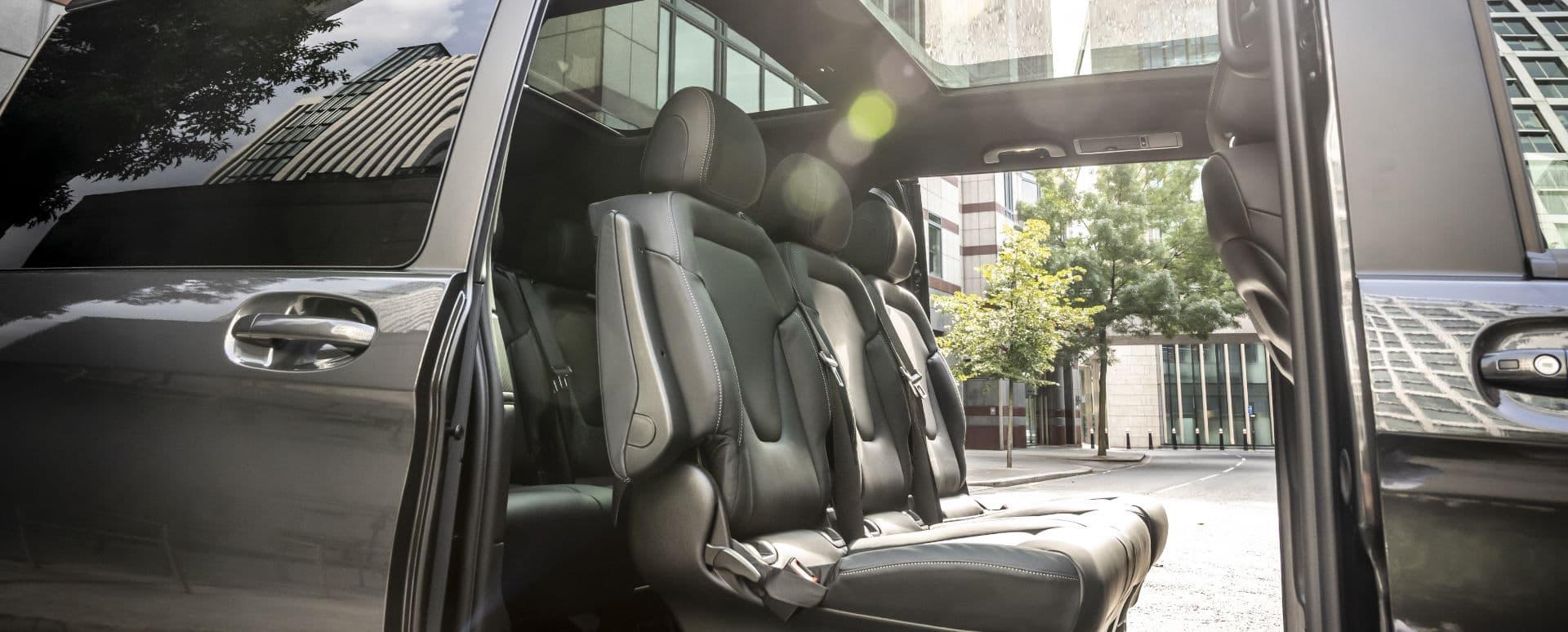 Mercedes-Benz V-Class 8-Seater