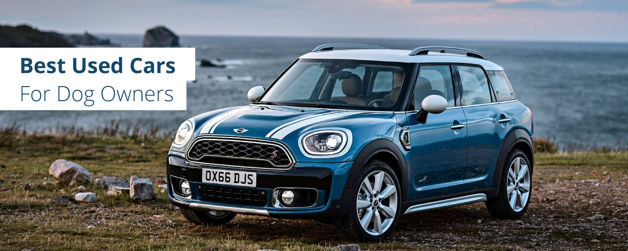 Blue Mini Countryman