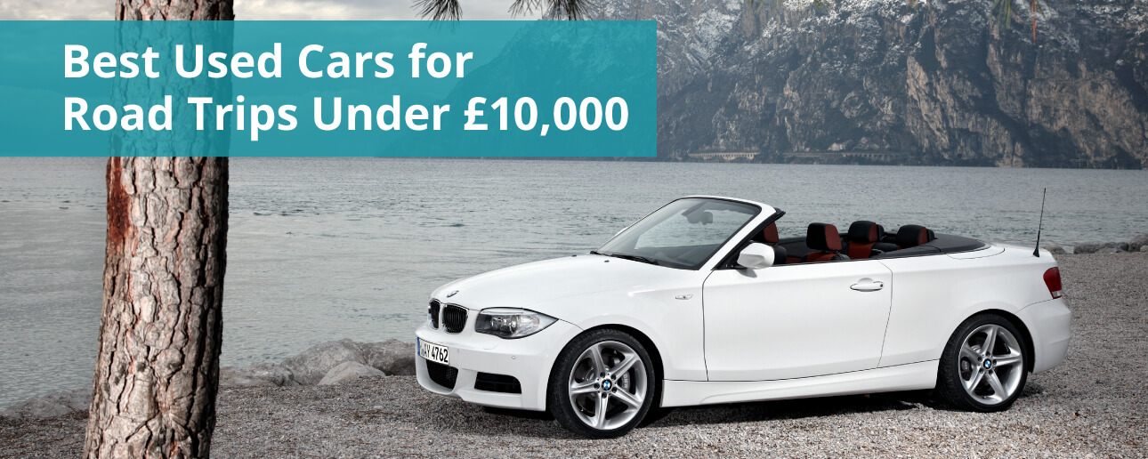 White BMW 1 Series Coastline