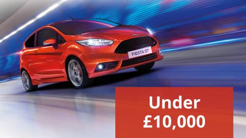 Used Cars Under £10,000