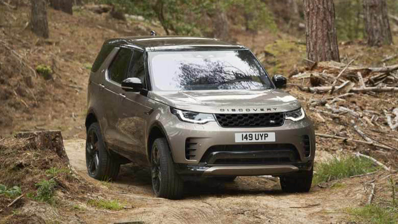 land rover discovery, off road