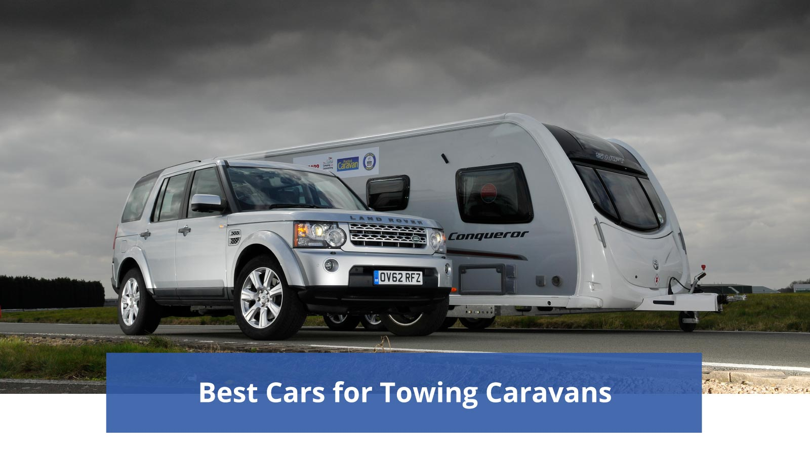 Best Used Cars for Towing Caravans