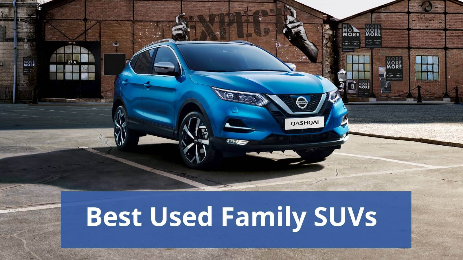 Best Used Family SUVs