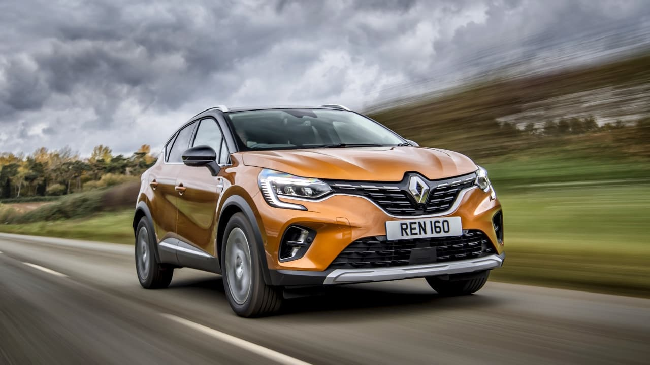 Renault Captur E-Tech PHEV