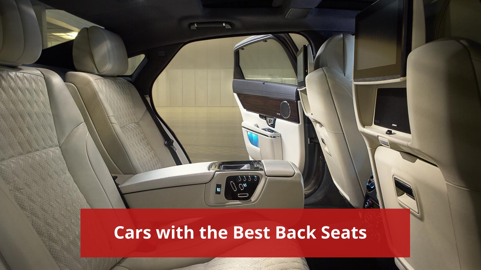 Cars with the Best Back Seats