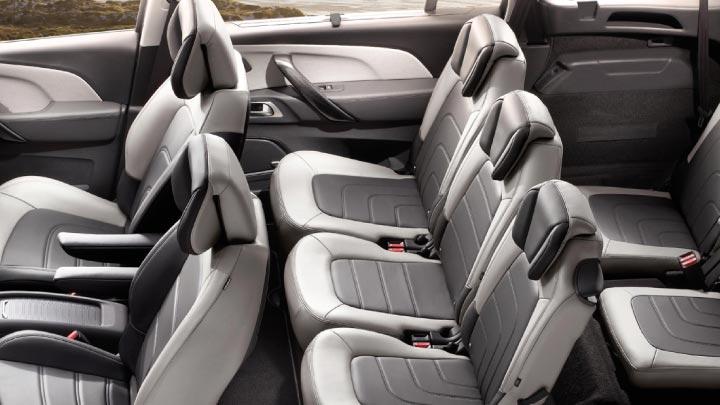 Citroen SpaceTourer Seats