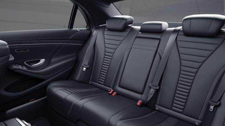 Mercedes-Benz S-Class Seats