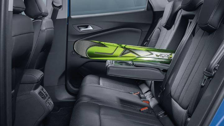 Vauxhall Grandland X Seats