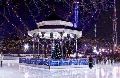 Winter Wonderland at Hyde Park