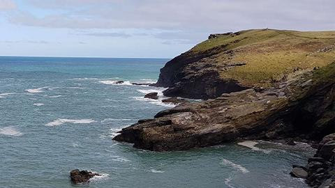 newquay coastal view