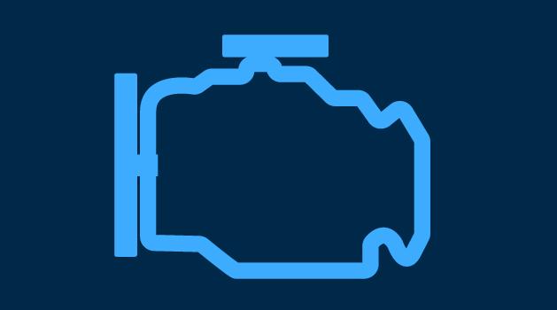 VW Engine Warning Light