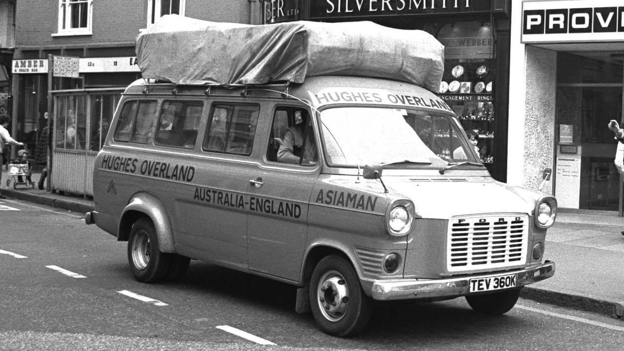 1965 Ford Transit MK1