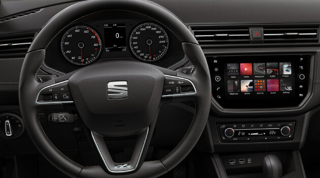 Seat Ibiza Steering Wheel
