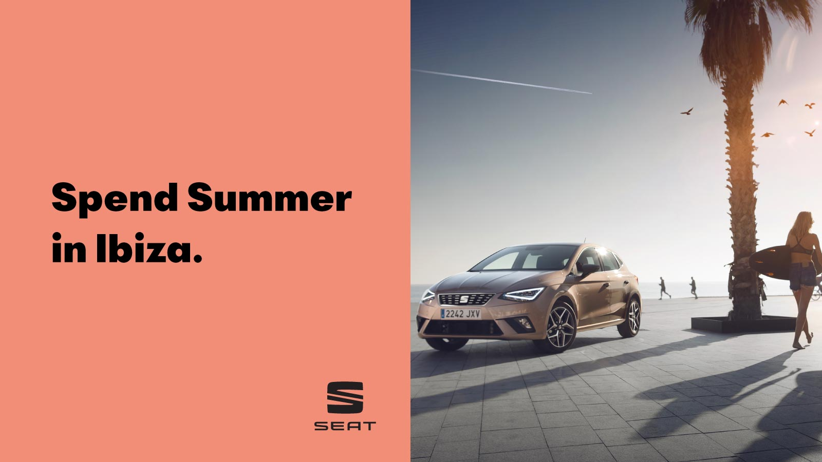 Five things we love about the SEAT Ibiza