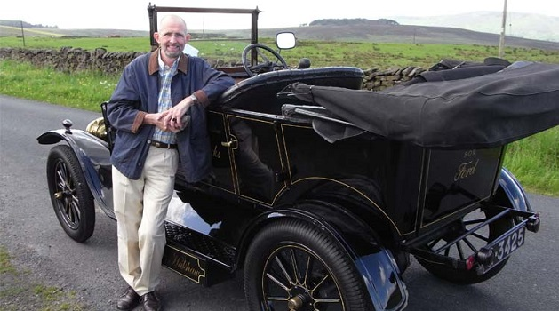 Ford Model T with Alan Ward