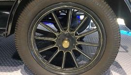 Ford Model T wheel