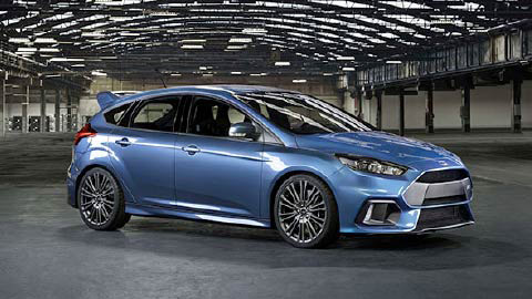 Ford RS Spec Options Packs