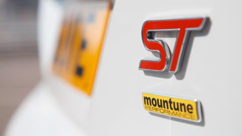 Ford Mountune dealerships