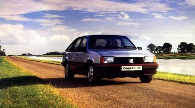 Cavalier MK2 SRI